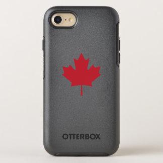 Kanada-Ahornblatt OtterBox Symmetry iPhone 8/7 Hülle