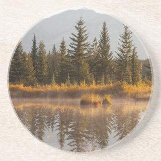 Kanada, Alberta, Jaspis-Nationalpark Bierdeckel