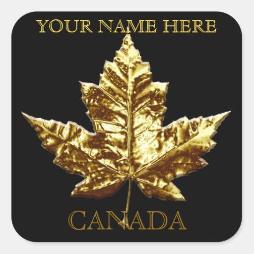 Kanada-Andenken-Aufkleber-kundenspezifischer