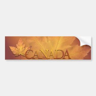 Kanada-Andenken-Autoaufkleber-Ahornblatt-Aufkleber