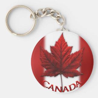 Kanada-Andenken-Schlüsselketten-u. Kanadaschlüssel Standard Runder Schlüsselanhänger
