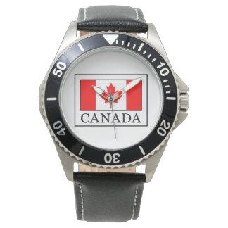 Kanada Armbanduhr
