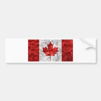 Kanada Autoaufkleber