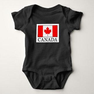Kanada Baby Strampler