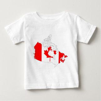 Kanada Baby T-shirt