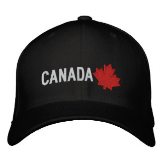 Kanada-Baseballmütze Bestickte Baseballmützen