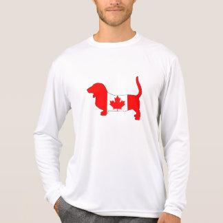 Kanada Basset Hound T-Shirt