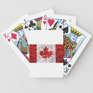 Kanada Bicycle Spielkarten