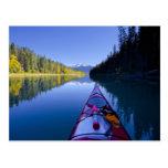 Kanada, Britisch-Columbia, Bowron Seen Postkarte