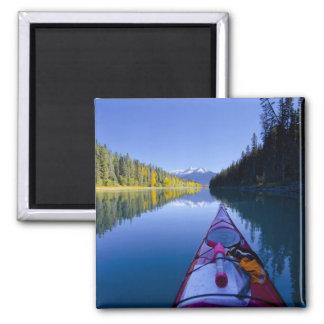 Kanada, Britisch-Columbia, Bowron Seen Quadratischer Magnet