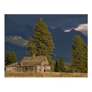 Kanada, Britisch-Columbia, Kootenay Rockies, Postkarte