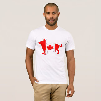Kanada-Chihuahua T-Shirt
