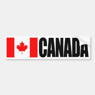 Kanada-Flagge Autoaufkleber