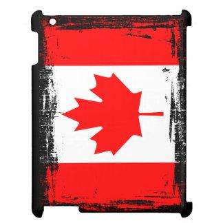 Kanada-Flagge iPad Cover
