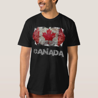 Kanada-Flagge T-Shirt