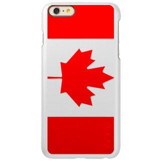 Kanada-Flaggen-Ahornblatt Leuchtturm-Weg