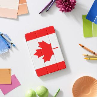 Kanada-Flaggen-Ahornblatt Leuchtturm-Weg iPad Mini Hülle
