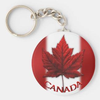 Kanada-Flaggen-Andenken-Schlüsselkette u. Schlüsselanhänger