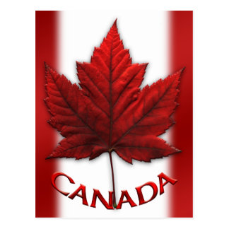 Kanada-Flaggen-Postkarten-kanadische Postkarte