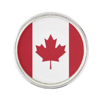 Kanada-Flaggen-Revers-Button Anstecknadel