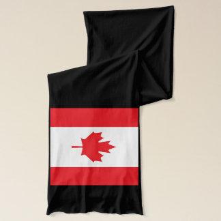 Kanada-Flaggen-Schal Schal