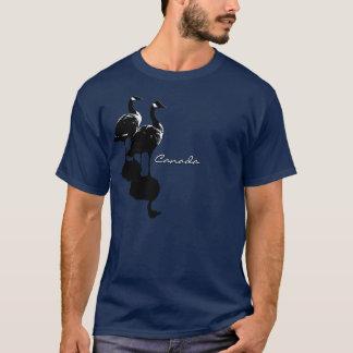 Kanada-Gans-Andenken-T - Shirts u. Kanada-Shirts