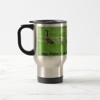 Kanada-Gans-Kaffeetasse-Tassen-Gans-Gläser Reisebecher