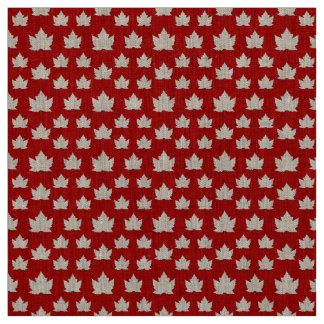 Kanada-Gewebe-Kanada-Flaggen-Gewebe Stoff