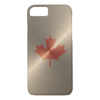 Kanada-GoldAhornblatt iPhone 8/7 Hülle