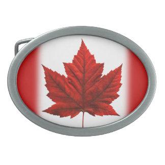 Kanada-Gürtelschnalle-coole kanadische Ovale Gürtelschnallen