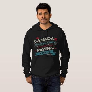Kanada ist Gebäude ein Wand Hoodie