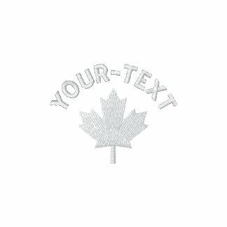 Kanada-Jacke - weißer Kanada-Ahorn