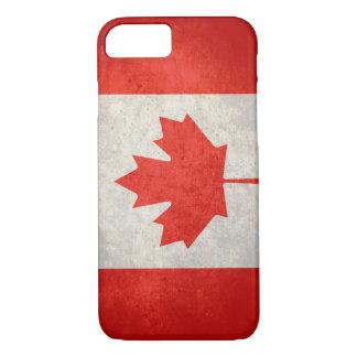 Kanada; Kanadische Flagge iPhone 8/7 Hülle
