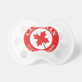 Kanada Lucky Charm Luck ED_. Reihen Schnuller