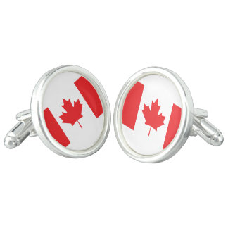 Kanada Manschettenknöpfe