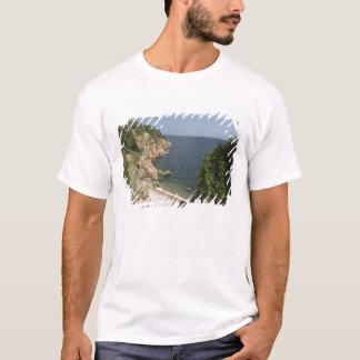 Kanada, Neuschottland, die Kap-Breton-Insel, Cabot T-Shirt