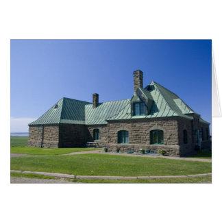 Kanada, New-Brunswick, Aulac. Fort Cumberland 2 Karte