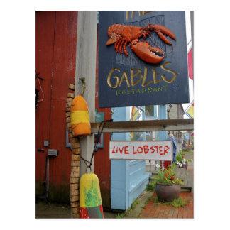 Kanada, New-Brunswick, St Andrews. Bunt Postkarte