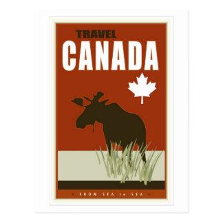 Kanada Postkarte
