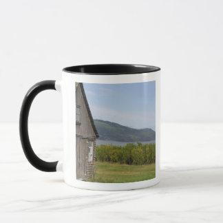 Kanada, Quebec, L'isle-Zusatz-Coudres, Tasse