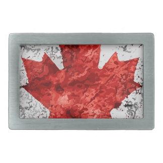 Kanada Rechteckige Gürtelschnallen