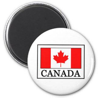 Kanada Runder Magnet 5,7 Cm