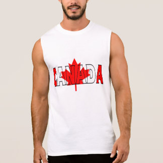 Kanada-Shirt Kurzarm Shirt