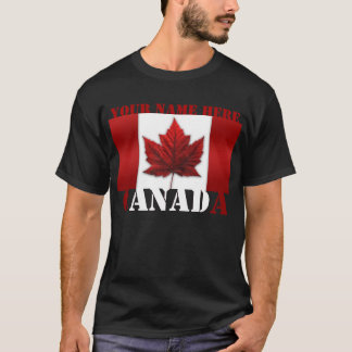 Kanada-T - Shirt-personalisierte Inspektion - 6XL T-Shirt