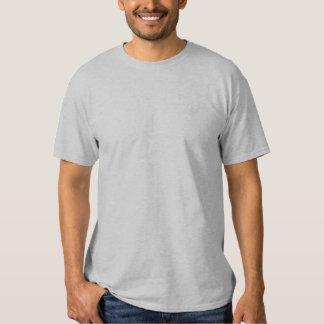 Kanada-T-Shirt - weißer Kanada-Ahorn Besticktes T-Shirt