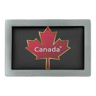 Kanada-Tag Rechteckige Gürtelschnalle