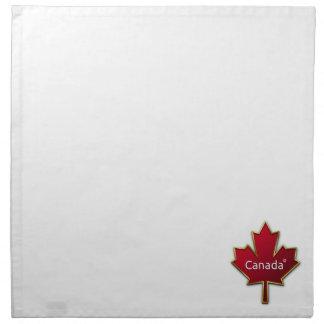 Kanada-Tag Stoffserviette
