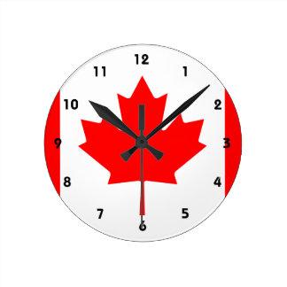 Kanada Uhren