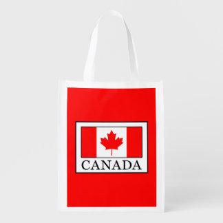 Kanada Wiederverwendbare Einkaufstasche