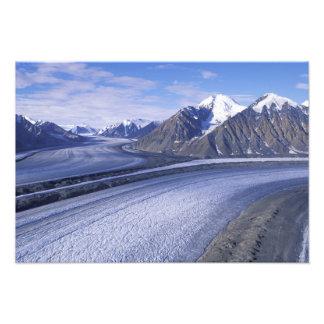 Kanada, Yukon-Territorium, Kluane Nationalpark Fotografie